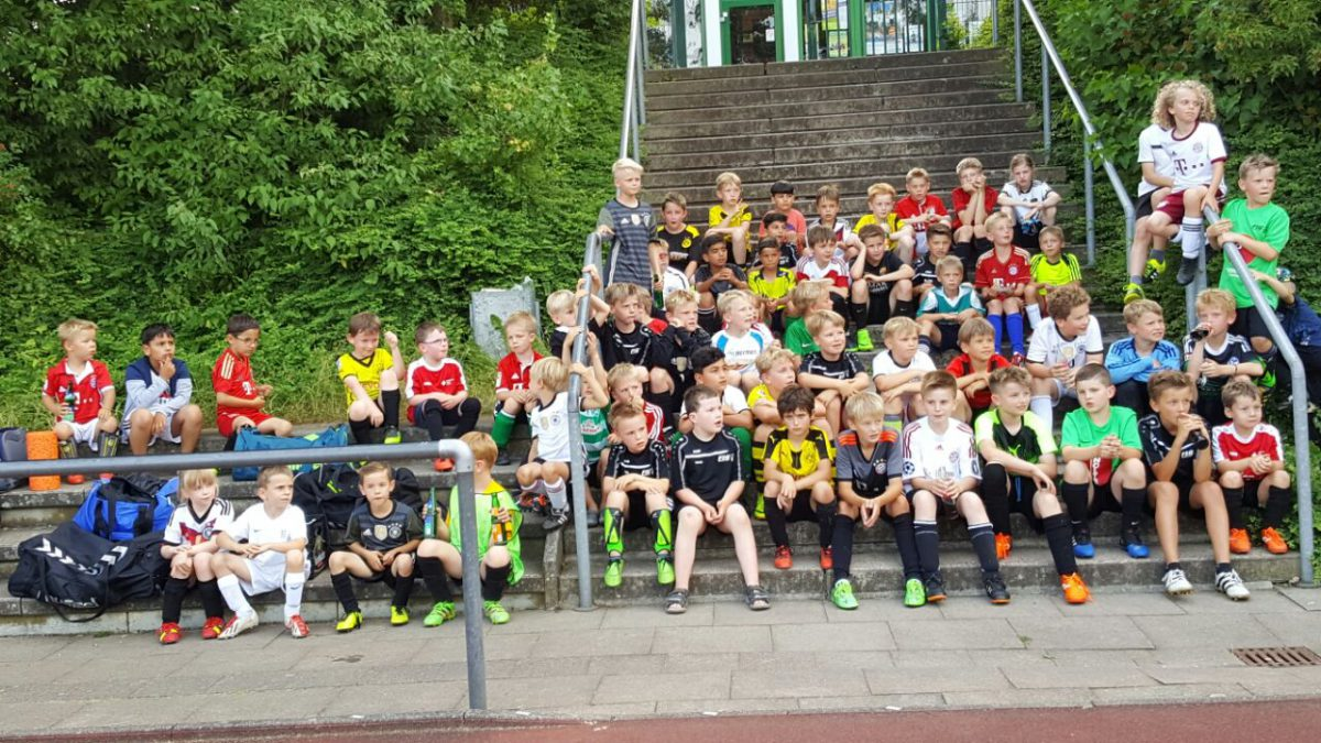 FSG-Sommerfest: a big family!